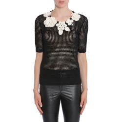 Boutique Moschino Short Sleeve Jumper found on MODAPINS from italist.com us for USD $214.55