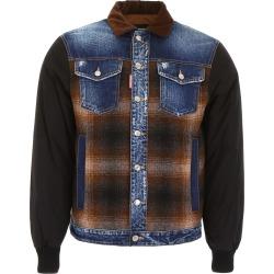 Dsquared2 Mix Materials Jacket