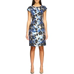 Boutique Moschino Dress Boutique Moschino Dress In Floral Pattern Brocade found on MODAPINS from Italist for USD $526.95