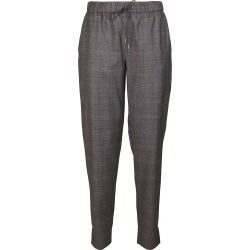 Fabiana Filippi Grey Virgin Wool Trousers found on MODAPINS from Italist for USD $598.11