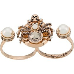 Alexander McQueen Spider Double Ring found on Bargain Bro India from italist.com us for $320.34