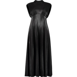MSGM Pleated Long Dress found on Bargain Bro UK from Italist