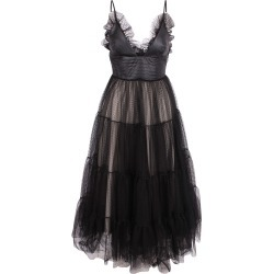 Brognano Polyamide Dress found on MODAPINS from Italist for USD $1159.67