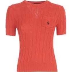Polo Ralph Lauren S/s Sweater W/braids found on Bargain Bro UK from Italist