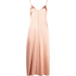 Forte Forte Long Dress In Viscose Blend found on MODAPINS from Italist for USD $321.83