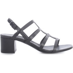 Del Carlo Sandals W/symmetrical Laces found on MODAPINS from italist.com us for USD $406.05