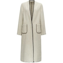 Forte Forte Reversible Wool Coat found on MODAPINS from Italist for USD $877.06