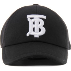 Burberry Baseball Cap With Embroidered Monogram found on Bargain Bro UK from Italist