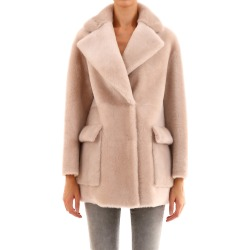 Blancha Outerwear Pink found on MODAPINS from Italist for USD $2186.63
