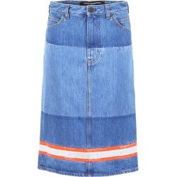 Calvin Klein Denim Skirt found on Bargain Bro UK from Italist