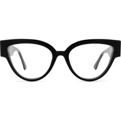 AHLEM Ahlem Rue De Sofia Optic Black Glasses found on Makeup Collection from Italist for GBP 337.53