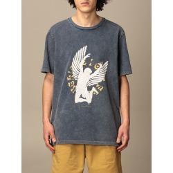 Paura Di Danilo Paura T-shirt T-shirt Paura By Danilo Paura With Print found on MODAPINS from Italist for USD $120.89