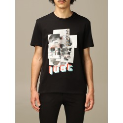 Just Cavalli T-shirt Just Cavalli T-shirt With Skull Print found on MODAPINS from Italist for USD $216.81