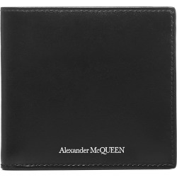 Alexander McQueen Logo Leather Bifold Wallet found on Bargain Bro Philippines from italist.com us for $234.09