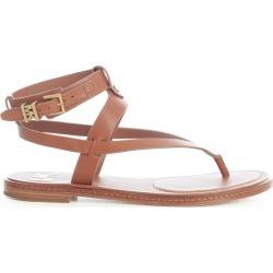 MICHAEL Michael Kors Pearson Thong Low Sandals Vachetta found on Bargain Bro UK from Italist