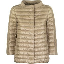 Herno Down Jacket With Petal Sleeves found on MODAPINS from Italist for USD $407.51