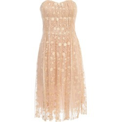 Blumarine Bustier Dress W/s W/lace found on MODAPINS from Italist for USD $2013.13