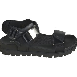 Prada Nastro Flat Sandals found on MODAPINS from Italist for USD $555.98