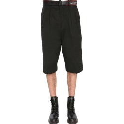 Alexander McQueen Sartorialy Baggy Shorts found on MODAPINS from Italist for USD $466.14