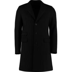 Neil Barrett Single-breasted Wool Coat found on Bargain Bro UK from Italist