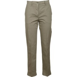 Aspesi Cropped Slim Trousers found on MODAPINS from Italist for USD $217.39