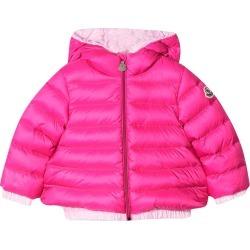Moncler Fucsia mirmande Baby Jacket