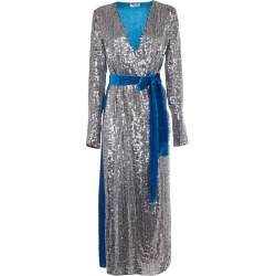 Attico Sequin Wrap Dress found on MODAPINS from italist.com us for USD $821.93
