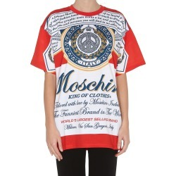 Moschino Budweiser T-shirt found on MODAPINS from Italist for USD $215.76