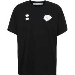 Off-White Hand Card S/s Over Tee found on Bargain Bro India from Italist Inc. AU/ASIA-PACIFIC for $383.11