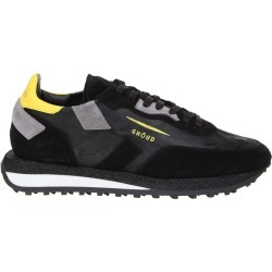 Ghoud Sneakers Rush In Black Leather found on MODAPINS from Italist for USD $323.23