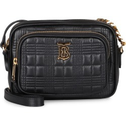 Burberry Leather Camera Bag found on Bargain Bro India from Italist Inc. AU/ASIA-PACIFIC for $1213.57
