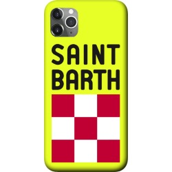 MC2 Saint Barth Fluo Yellow Chech Cover For Iphone 11 Pro found on Bargain Bro Philippines from italist.com us for $60.33