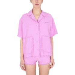 MSGM Tweed Shirt found on Bargain Bro UK from Italist