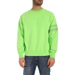 Gcds Faded Fluo Crewneck found on MODAPINS from Italist for USD $391.13