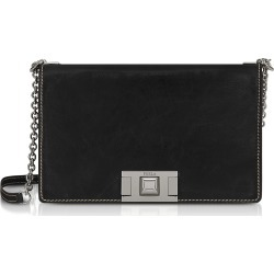 Furla Glossy Leather Mimì S Crossbody Bag found on MODAPINS from Italist for USD $490.23