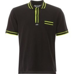 MSGM Polo Shirt With Neon Piping found on Bargain Bro UK from Italist