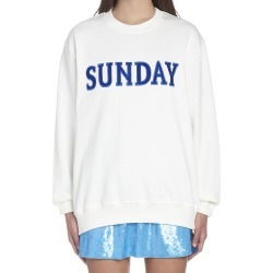 Alberta Ferretti raimbow Week Sweatshirt found on MODAPINS from Italist for USD $345.98