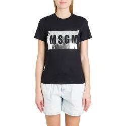 MSGM Logo Tee found on Bargain Bro UK from Italist
