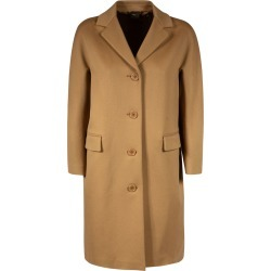 Aspesi Classic Buttoned Coat found on MODAPINS from italist.com us for USD $899.65