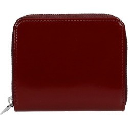 Maison Margiela Wallet In Bordeaux Patent Leather found on Bargain Bro Philippines from italist.com us for $338.06