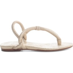 Del Carlo Lame Flip Flops found on MODAPINS from italist.com us for USD $358.33