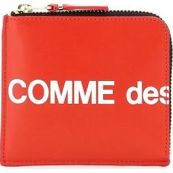 Comme des Garçons Wallet Zip Wallet Huge Logo found on Bargain Bro UK from Italist
