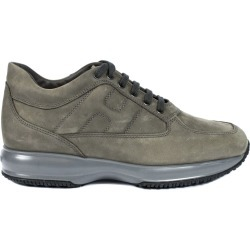 Hogan Grey Interactive Sneakers found on MODAPINS from Italist for USD $420.27