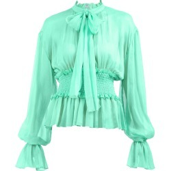 MSGM Ruched Blouse found on Bargain Bro UK from Italist