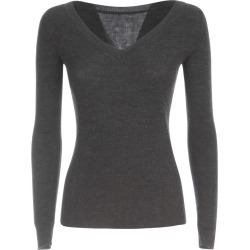 Parosh Ribbed Sweater Wide V Neck found on Bargain Bro India from italist.com us for $216.40