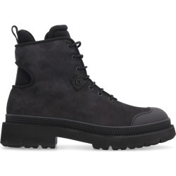 Salvatore Ferragamo Leather Lace-up Boots found on Bargain Bro UK from Italist