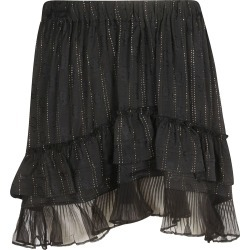 Isabel Marant Ruffled Skirt found on Bargain Bro India from Italist Inc. AU/ASIA-PACIFIC for $729.71