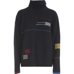 PS by Paul Smith Knitted High Neck Jumper W/patch found on Bargain Bro UK from Italist