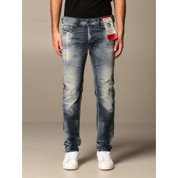 Diesel Jeans Sleenker Diesel Jeans In Skinny Used Denim found on Bargain Bro UK from Italist
