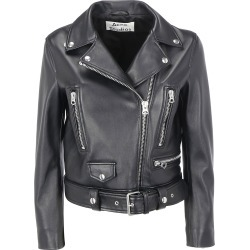 Acne Studios Leather Jacket found on MODAPINS from italist.com us for USD $1102.39